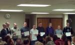 1st Year Varsity Letter Winners