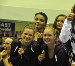 400 Free Relay - 3rd