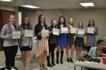 Academic Letter Winners