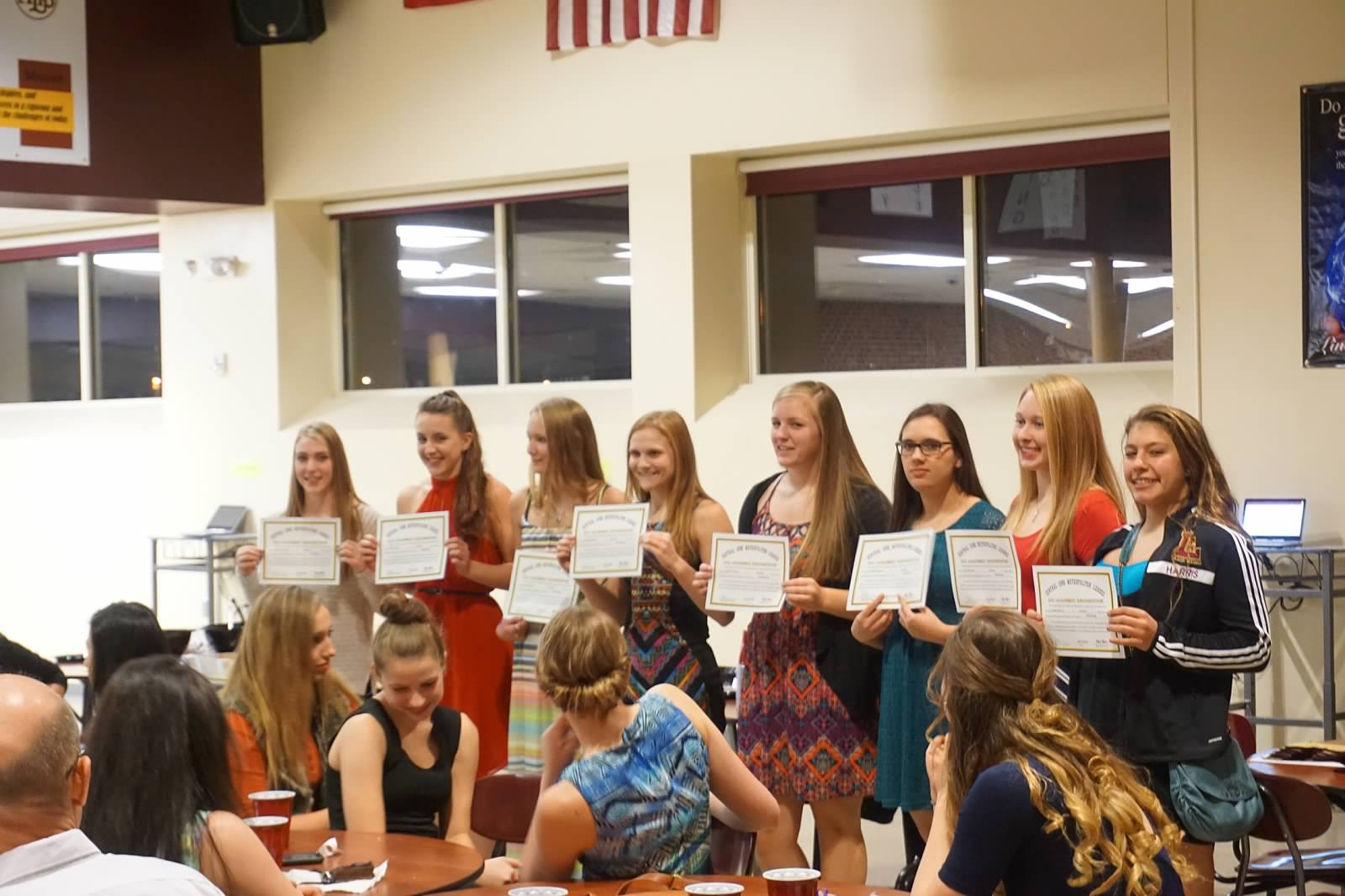 Team Banquet 6_ Academic LetterWinners