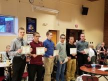 JV Letter Winners